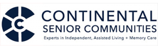 Continental Senior Communities Logo