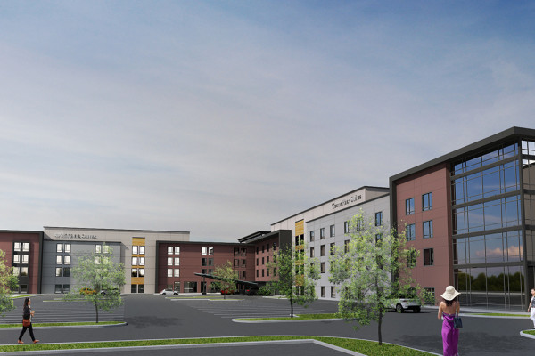 Springhill Suites & TownePlace Suites Thumbnail